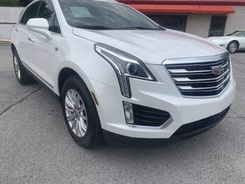 2017 Cadillac XT5 for sale at CON ALVARO ¡TODOS CALIFICAN!™ in Columbia TN