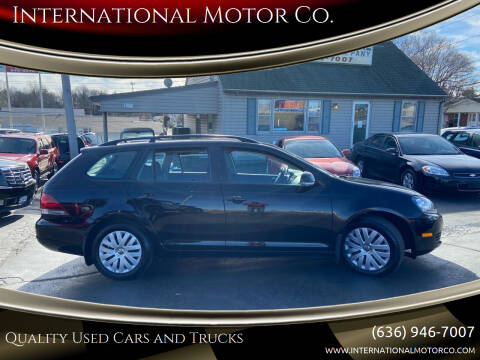 2013 Volkswagen Jetta for sale at International Motor Co. in St. Charles MO