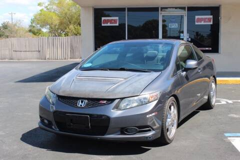 2013 Honda Civic for sale at 2020 AUTO LLC in Clearwater FL