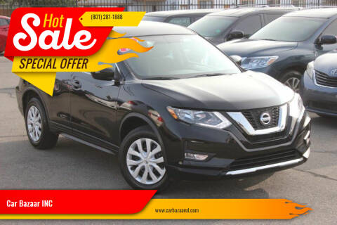 2018 Nissan Rogue for sale at Car Bazaar INC in Salt Lake City UT