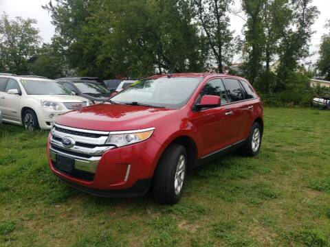 2011 Ford Edge for sale at WB Auto Sales LLC in Barnum MN