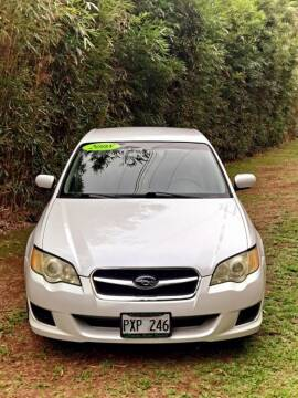 2008 Subaru Legacy for sale at Ohana Auto Sales in Wailuku HI