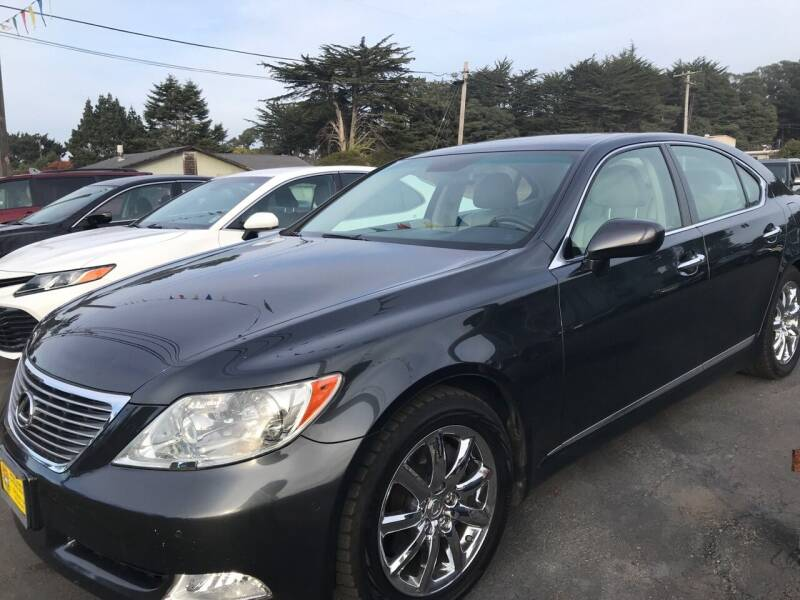 2007 Lexus LS 460 for sale at HARE CREEK AUTOMOTIVE in Fort Bragg CA