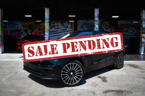 2020 Land Rover Range Rover Velar for sale at STS Automotive - Miami, FL in Miami FL