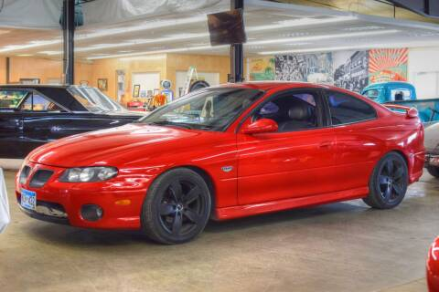 2004 Pontiac GTO for sale at Hooked On Classics in Watertown MN