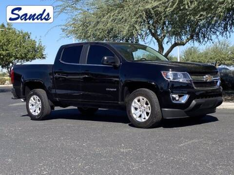 2020 Chevrolet Colorado for sale at Sands Chevrolet in Surprise AZ
