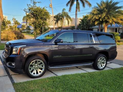 2015 GMC Yukon XL for sale at Car Girl 101 in Oakland Park FL