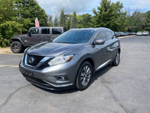2015 Nissan Murano for sale at Northstar Auto Sales LLC in Ham Lake MN