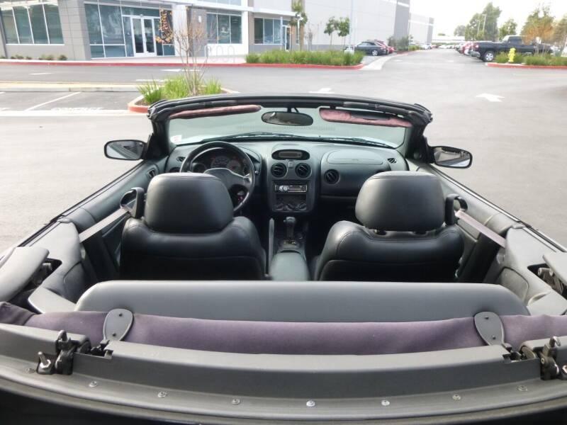 2004 Mitsubishi Eclipse Spyder GTS 2dr Convertible - Hayward CA