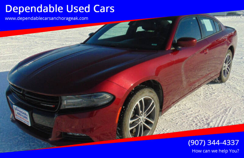2019 Dodge Charger for sale at Dependable Used Cars in Anchorage AK