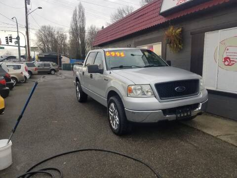 2005 Ford F-150 for sale at Bonney Lake Used Cars in Puyallup WA