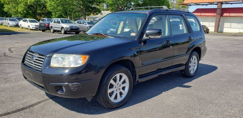 2006 Subaru Forester for sale at EXPRESS AUTO SALES in Midlothian VA