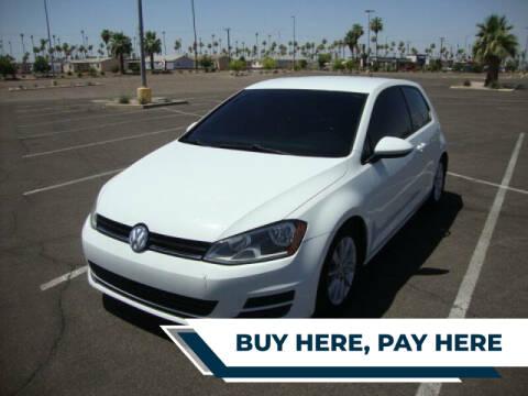 2015 Volkswagen Golf for sale at FREDRIK'S AUTO in Mesa AZ