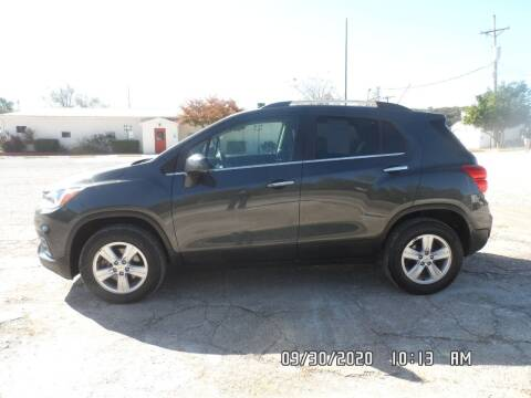 2017 Chevrolet Trax for sale at Town and Country Motors in Warsaw MO