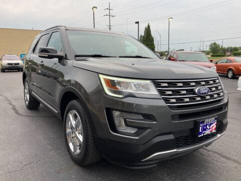 2016 Ford Explorer for sale at Auto Outlets USA in Rockford IL