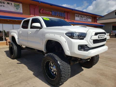 2016 Toyota Tacoma for sale at Ohana Motors in Lihue HI