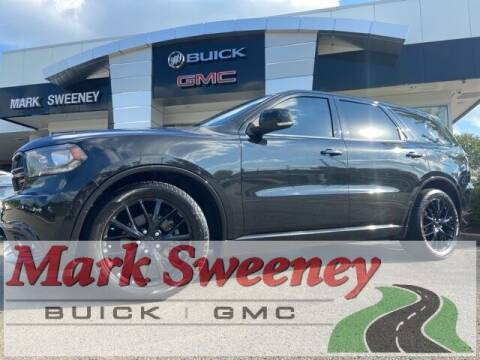 2015 Dodge Durango for sale at Mark Sweeney Buick GMC in Cincinnati OH