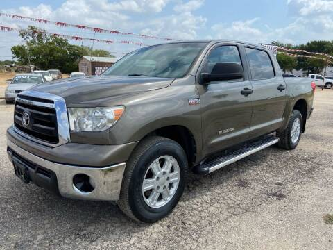 2011 Toyota Tundra for sale at Collins Auto Sales in Waco TX