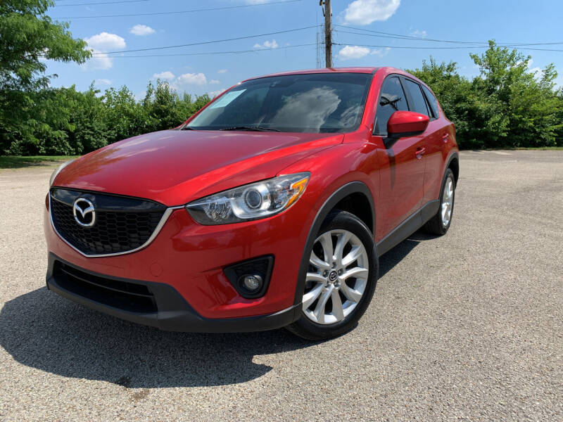 2014 Mazda CX-5 for sale at Craven Cars in Louisville KY