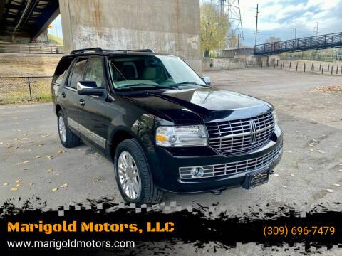 2013 Lincoln Navigator for sale at Marigold Motors, LLC in Pekin IL