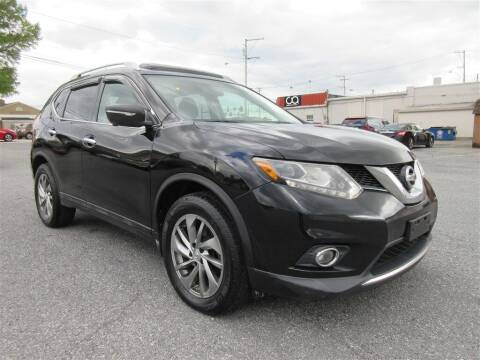 2015 Nissan Rogue for sale at Cam Automotive LLC in Lancaster PA