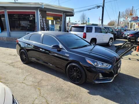 2018 Hyundai Sonata for sale at Imports Auto Sales & Service in San Leandro CA