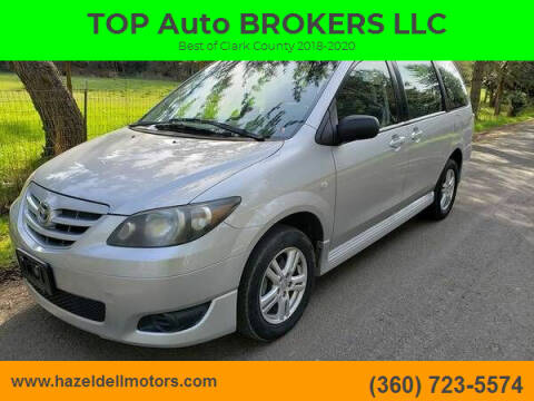 2005 Mazda MPV for sale at TOP Auto BROKERS LLC in Vancouver WA