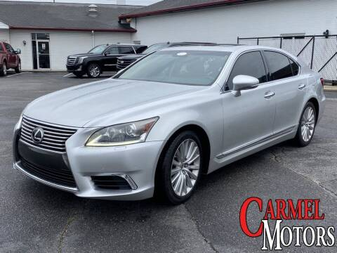 2013 Lexus LS 460 for sale at Carmel Motors in Indianapolis IN