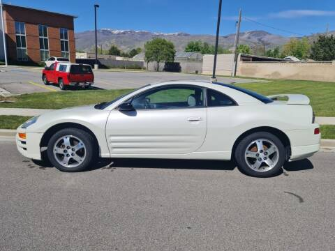 2003 Mitsubishi Eclipse for sale at A.I. Monroe Auto Sales in Bountiful UT