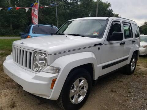 2011 Jeep Liberty for sale at Ray's Auto Sales in Elmer NJ
