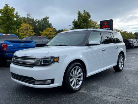 2019 Ford Flex for sale at Midstate Auto Group in Auburn MA