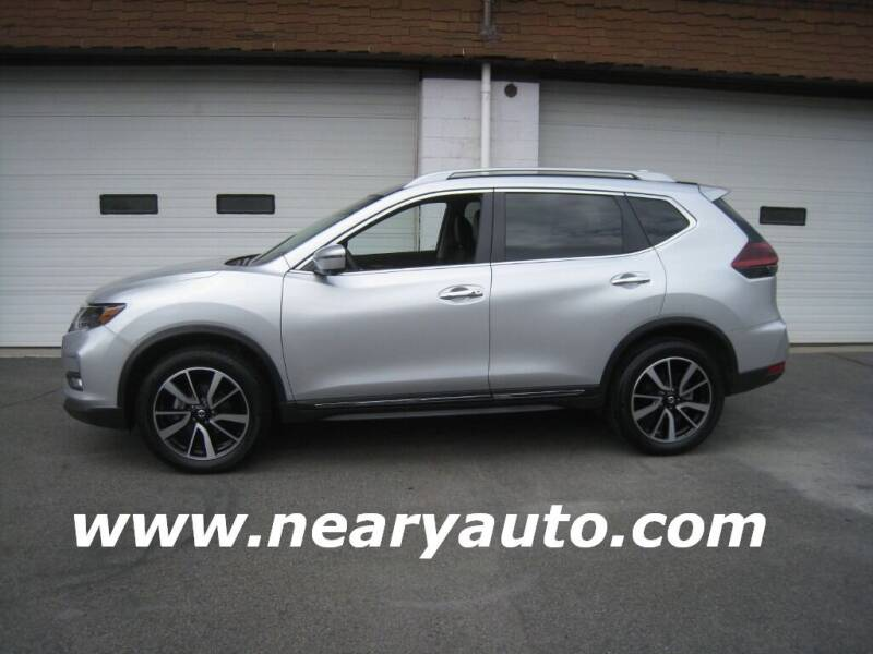 2020 Nissan Rogue for sale at Neary's Auto Sales & Svc Inc in Scranton PA