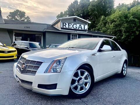 2009 Cadillac CTS for sale at Regal Auto Sales in Marietta GA