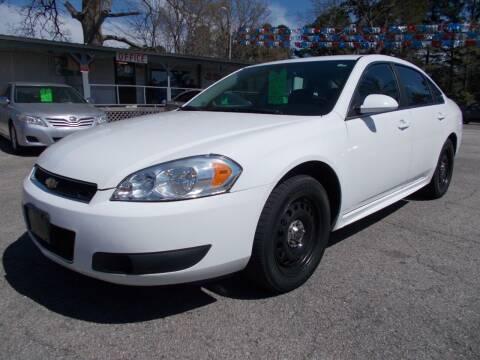 2012 Chevrolet Impala for sale at Culpepper Auto Sales in Cullman AL