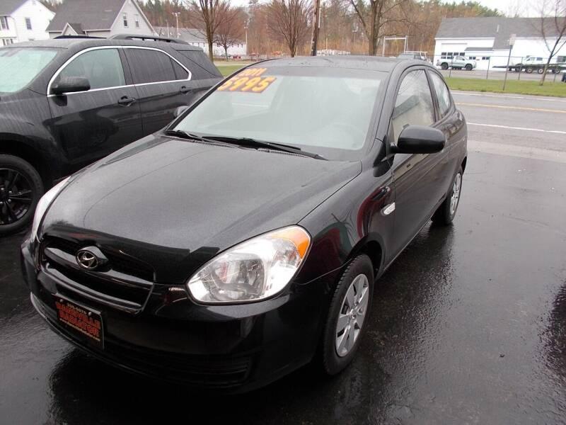 2011 Hyundai Accent for sale at Dansville Radiator in Dansville NY