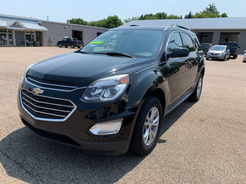 2016 Chevrolet Equinox for sale at Blake Hollenbeck Auto Sales in Greenville MI