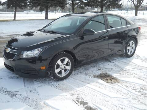 2014 Chevrolet Cruze for sale at Hern Motors in Hubbard OH