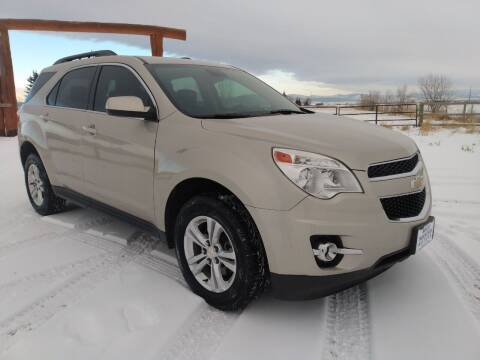 2015 Chevrolet Equinox for sale at Kevs Auto Sales in Helena MT