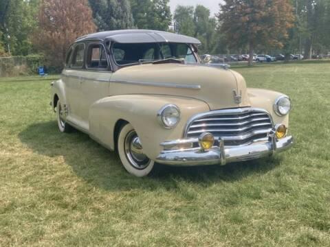 1946 Chevrolet Fleetline for sale at Classic Car Deals in Cadillac MI