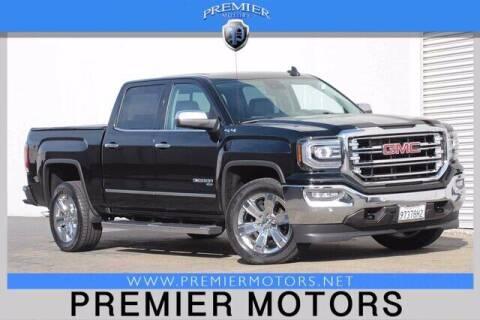 2017 GMC Sierra 1500 for sale at Premier Motors in Hayward CA