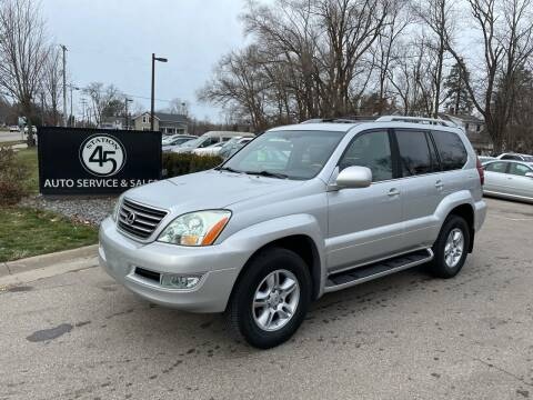 2006 Lexus GX 470 for sale at Station 45 Auto Sales Inc in Allendale MI