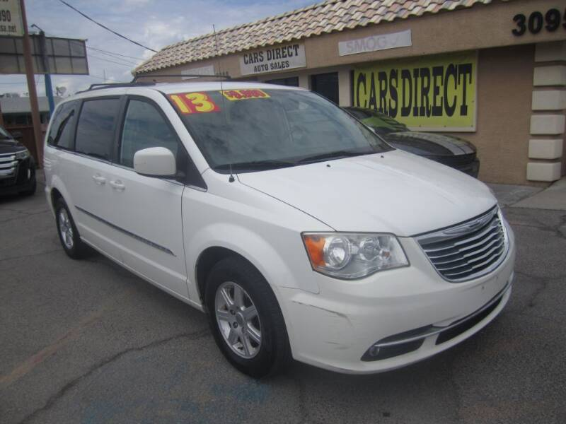 2013 Chrysler Town and Country for sale at Cars Direct USA in Las Vegas NV
