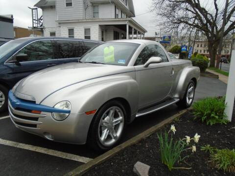 2004 Chevrolet SSR for sale at Greg's Auto Sales in Dunellen NJ