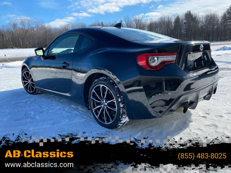 2017 Toyota 86 for sale at AB Classics in Malone NY