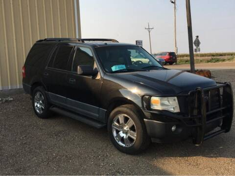 2011 Ford Expedition for sale at Willrodt Ford Inc. in Chamberlain SD