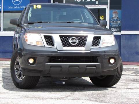 2014 Nissan Frontier for sale at VIP AUTO ENTERPRISE INC. in Orlando FL