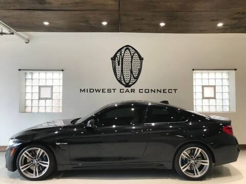 2018 BMW M4 for sale at Midwest Car Connect in Villa Park IL