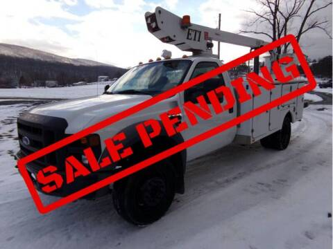 2008 Ford F-450 Super Duty for sale at Mountain Truck Center in Medley WV