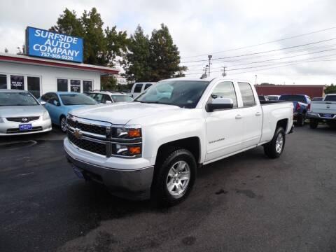 2015 Chevrolet Silverado 1500 for sale at Surfside Auto Company in Norfolk VA