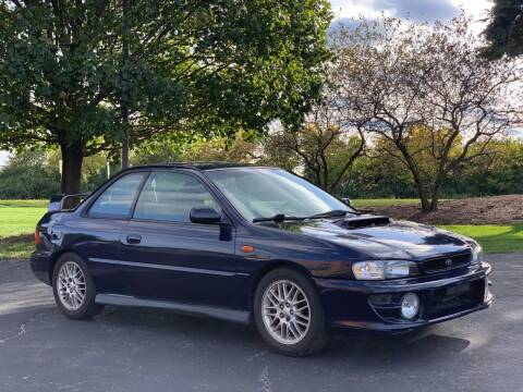 2000 Subaru Impreza for sale at All Star Car Outlet in East Dundee IL